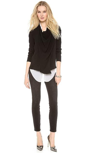 DKNY Pure DKNY Asymmetrical Jacket