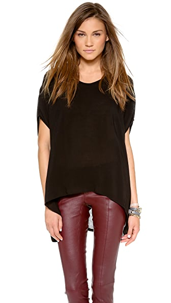 DKNY Pure DKNY Poncho Top