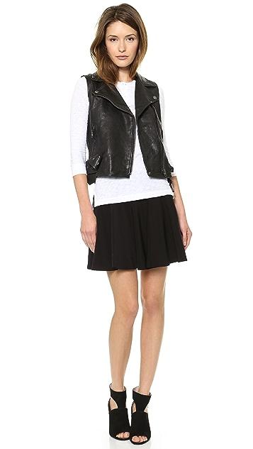 DKNY Circle Skirt