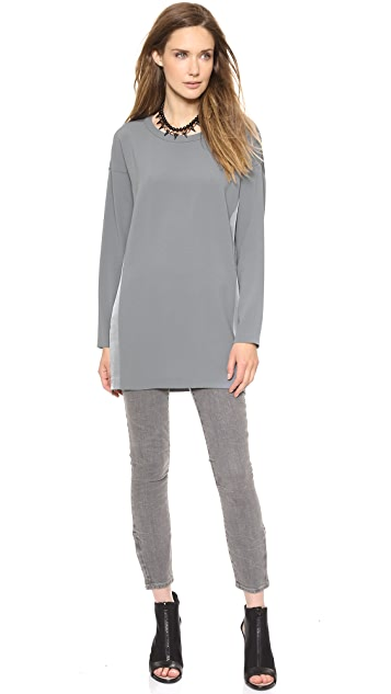 DKNY Long Sleeve Tunic