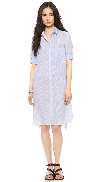 DKNY Pure DKNY Sidney Shirtdress