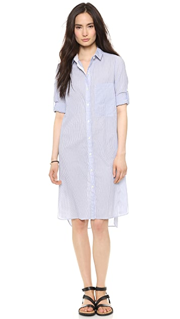 DKNY Pure DKNY Sidney Shirtdress