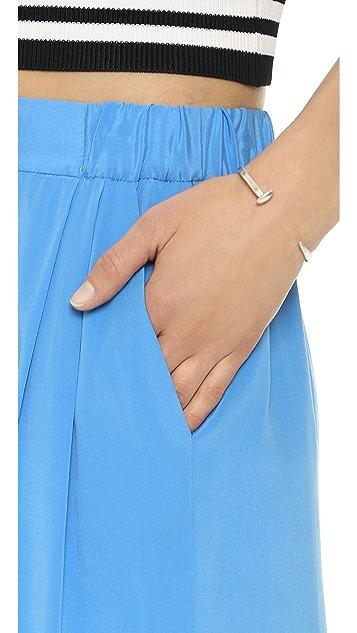 DKNY Pull On Maxi Skirt