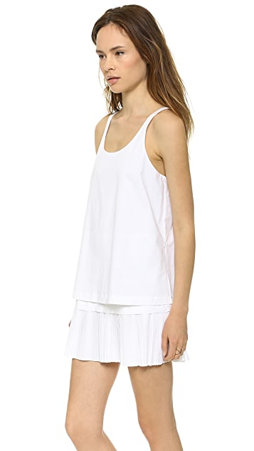 DKNY Drop Waist Tunic Dress