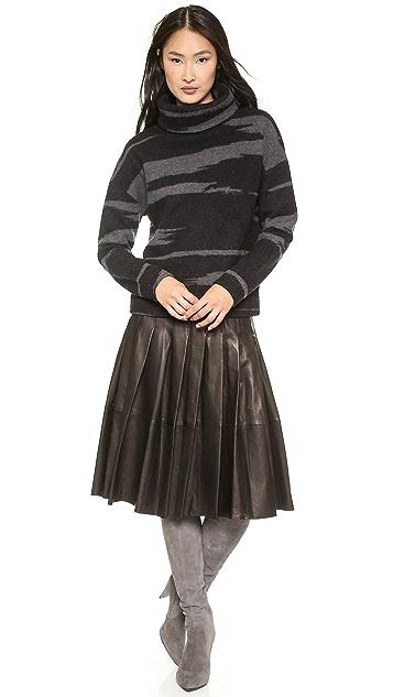 DKNY Long Sleee Turtleneck Pullover