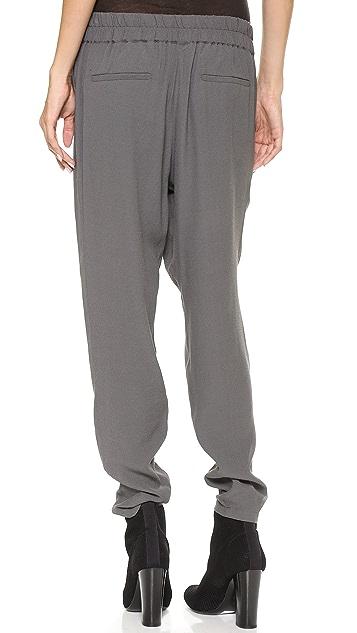 DKNY Pure DKNY Faux Wrap Pants
