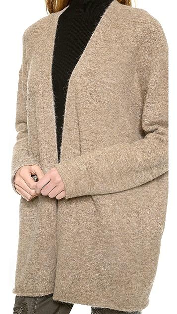 DKNY Pure DKNY Open Cardigan