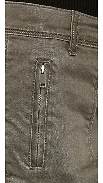 DKNY Pure DKNY Skinny Cargo Pants