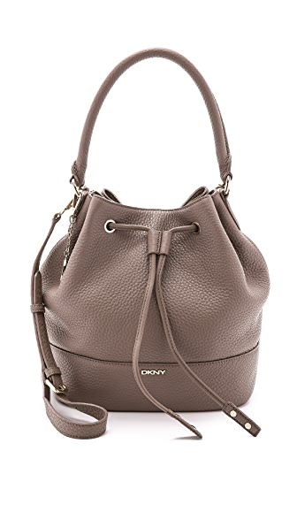 DKNY Drawstring Bucket Bag