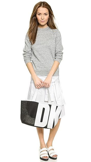 DKNY East West Shopper