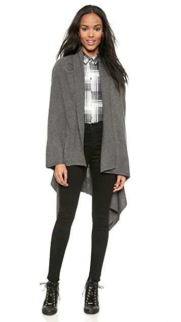 DKNY Pure DKNY Cozy Cape