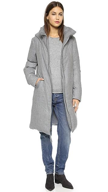 DKNY Pure DKNY Hooded Jacket