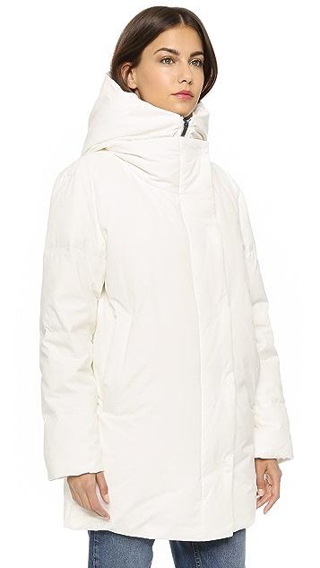 DKNY Pure DKNY Double Puffer Coat