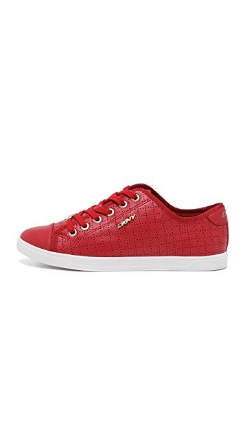 DKNY Blair Lace Up Sneakers