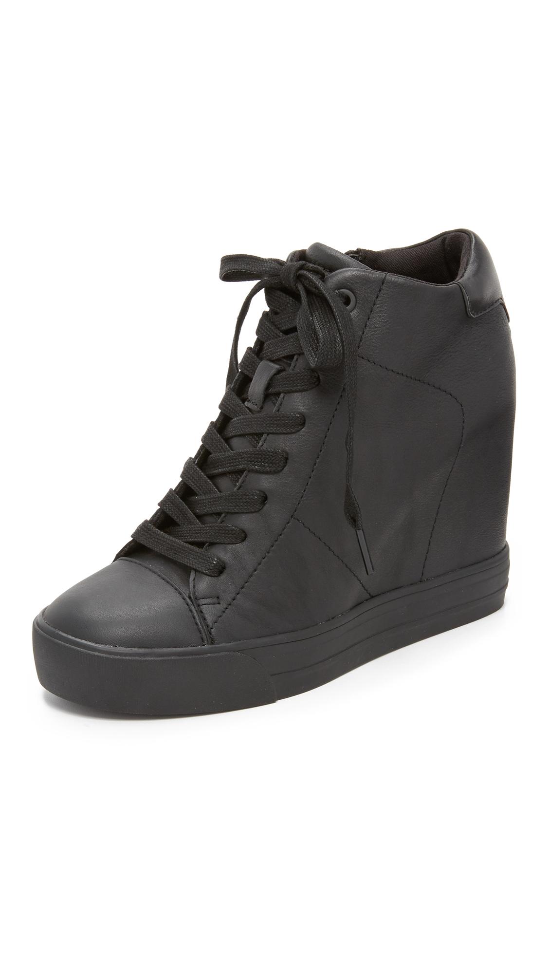 455e9bc0992 DKNY Ginnie Wedge Sneakers