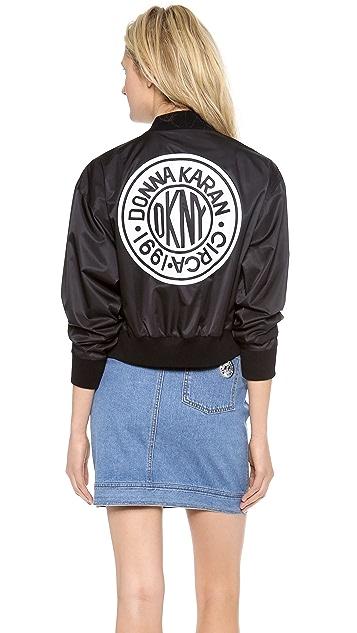 DKNY x Opening Ceremony Long Sleeve Track Jacket