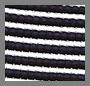 Black/Ivory/Cadet