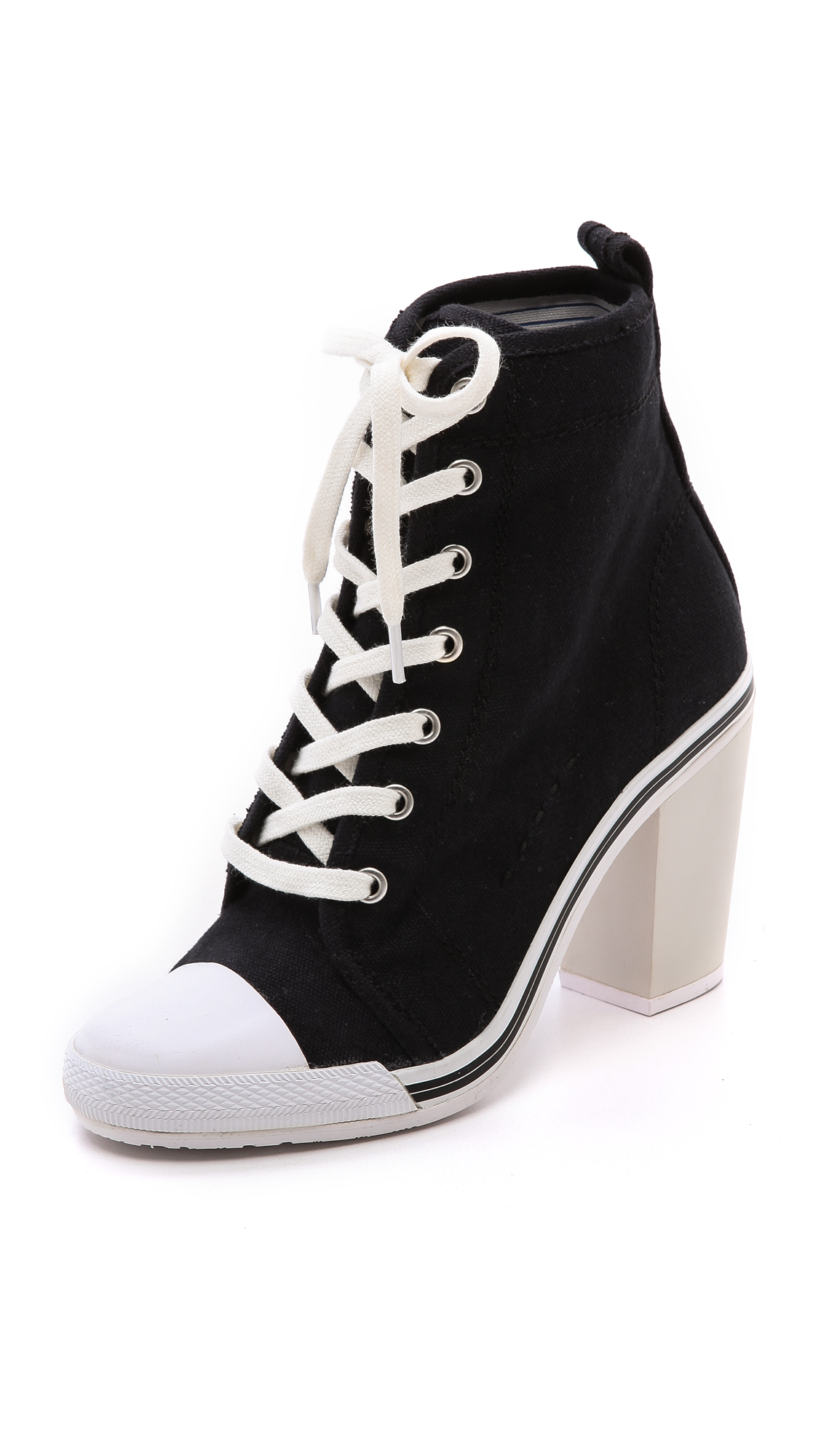 490a3460203 DKNY x Opening Ceremony High Heel Sneakers   SHOPBOP