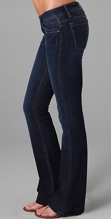 DL1961 Milano Petite Boot Cut Jeans