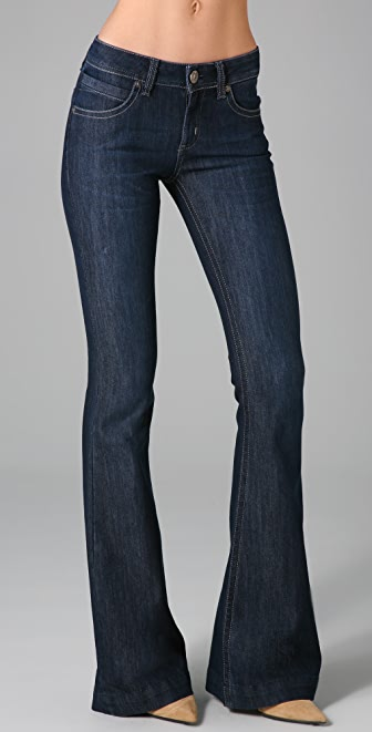 DL1961 Joy High Rise Flare Jeans