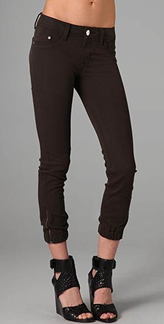 DL1961 City Cinch Cropped Jeans