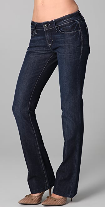 DL1961 Cindy Petite Slim Boot Cut Jeans | 15% off first app ...