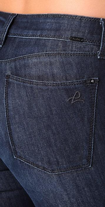 DL1961 Naomi Super High Rise Ultra Skinny Jeans