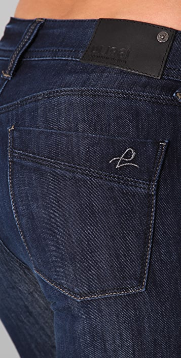 DL1961 Samantha Slim Straight Leg Jeans