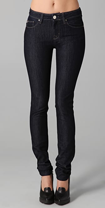 DL1961 Naomi High Rise Skinny Jeans