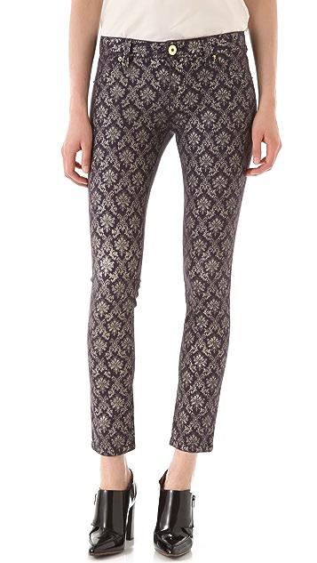 DL1961 Bag Snob Emma Black Tie Substitute Jeans