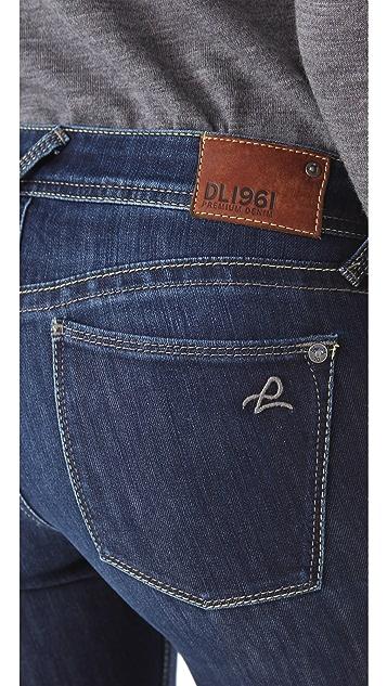 DL1961 Kate Slim Straight Leg Jeans