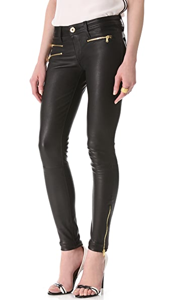 DL1961 Hazel Leather Pants