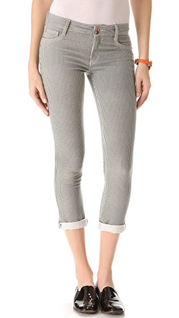 DL1961 Toni Cropped Skinny Jeans