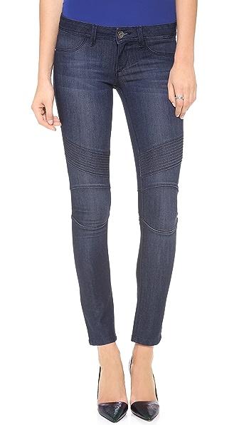 DL1961 Hazel Moto Skinny Jeans