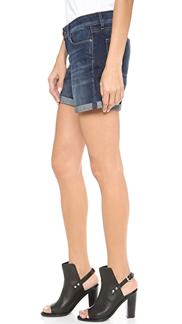 DL1961 Karlie Roll Up Shorts