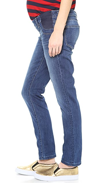 DL1961 Riley Maternity Boyfriend Jeans