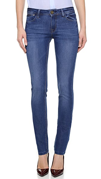 DL1961 Grace High Rise Straight Jean