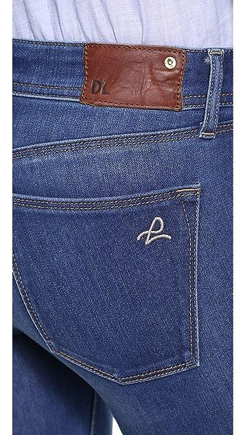 DL1961 Grace High Rise Straight Jean