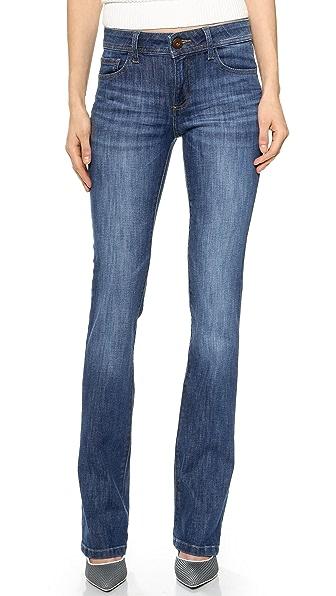 DL1961 Elodie Instasculpt Slim Bootcut Jeans