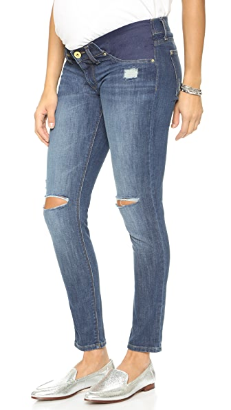 DL1961 Emma Maternity Jeans - Heath