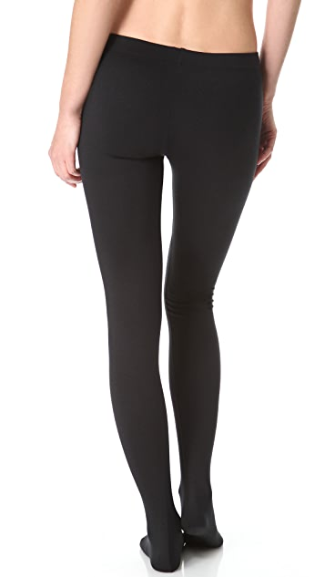 David Lerner Footed Leggings