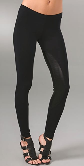 David Lerner Supplex Riding Leggings