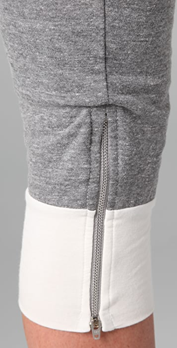 David Lerner Cropped Sweatpants
