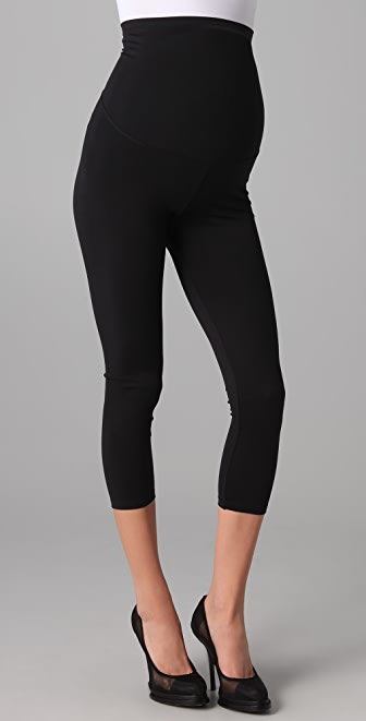 David Lerner Maternity Cropped Leggings