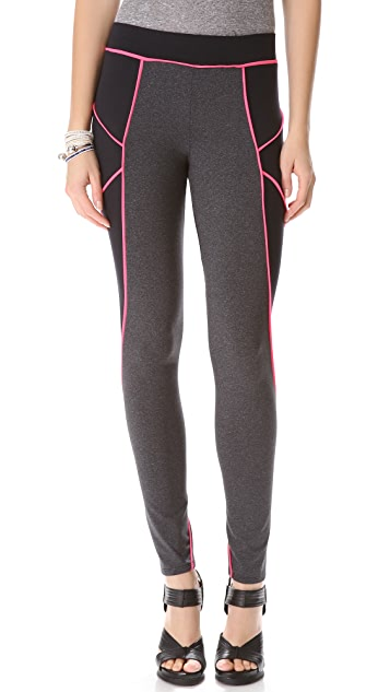 David Lerner Geo Leggings