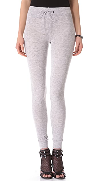 David Lerner Skinny Sweatpants