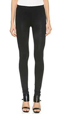 David Lerner The Classic Coated Leggings