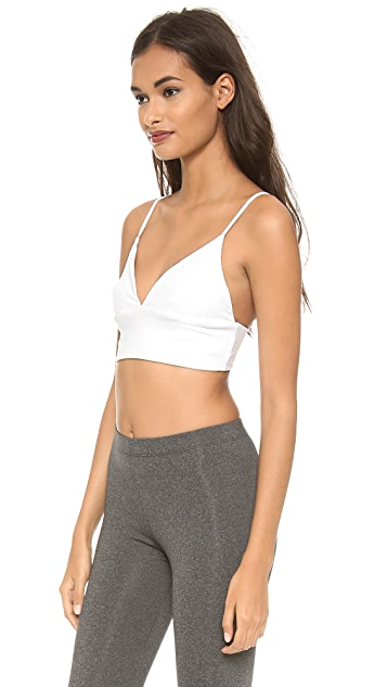 David Lerner Triangle Bralette