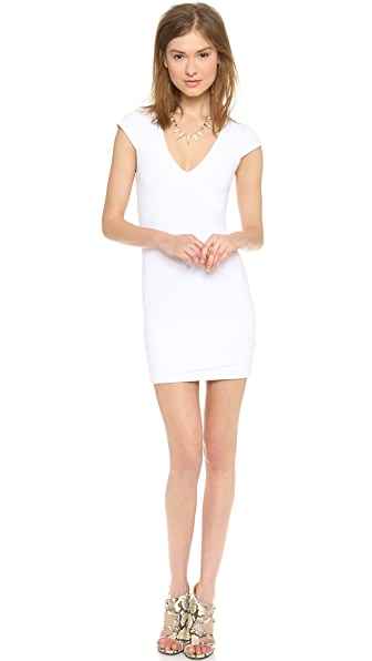 David Lerner Seamed Dress
