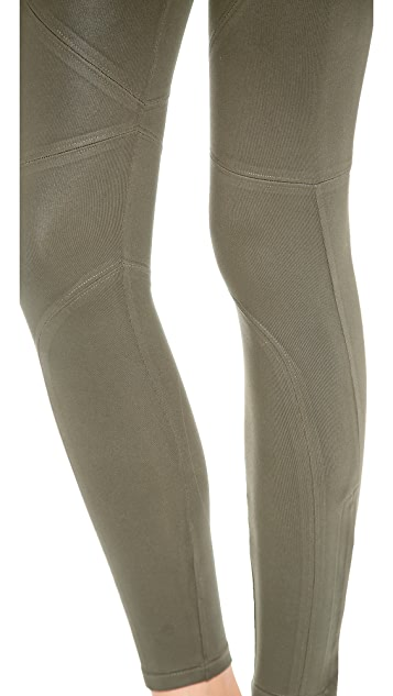 David Lerner New Seamed Leggings